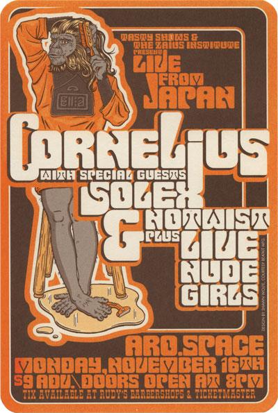 Cornelius Flyer