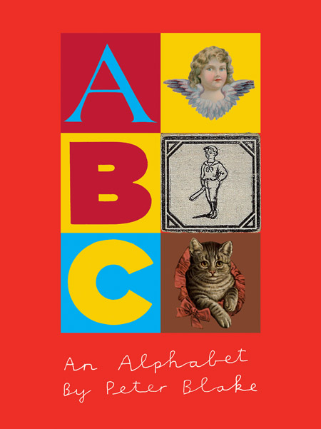 an alphabet peter blake