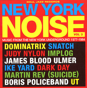 New York Noise Vol3