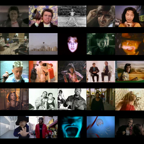 music video gondry selection