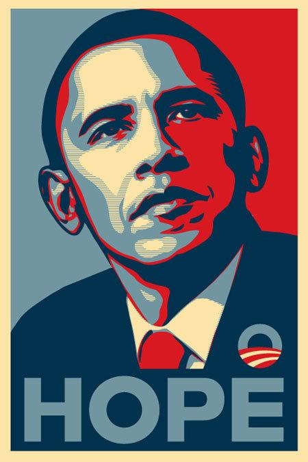 Obey Obama Hope