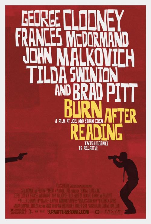 bur nafter reading poster