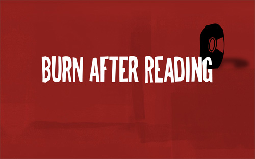 burn after readig website