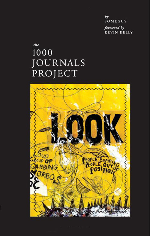 The 1000 Journals Project Book