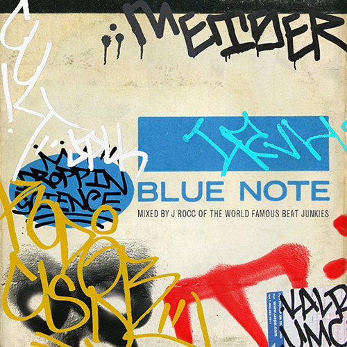 Bluenote mixed by J Rocc