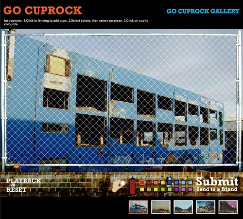 Go Cuprock