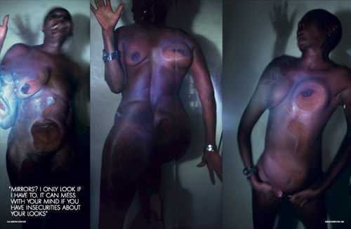 Dazed and Confused Grace Jones