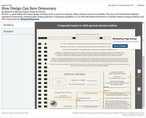 how design can save democracy problem