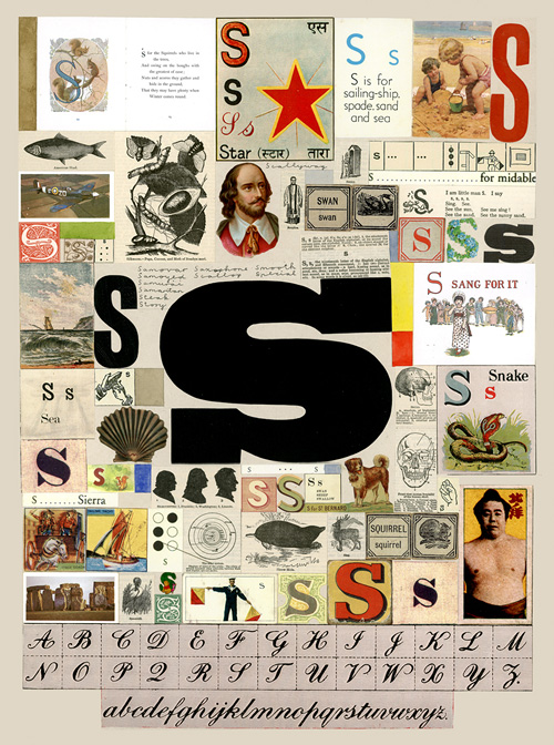 Peter Blake - An Alphabet