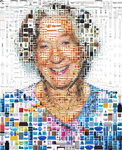 IKEA Sweden - Mosaic Grandma