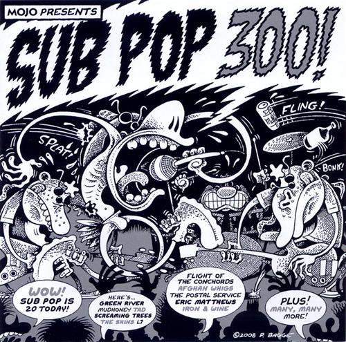 Sub Pop 300!