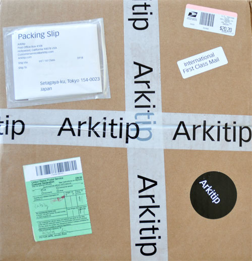 Arkitip Mail Package