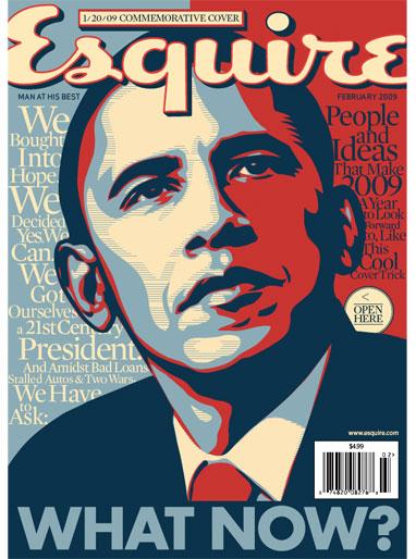 Esquire Cover Obama