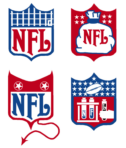 ESPN Rejected Logos