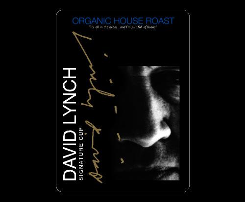 David Lynch Coffee  Package