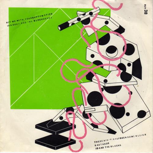 Ian Dury - Hit Me With Your Rhythm Stick