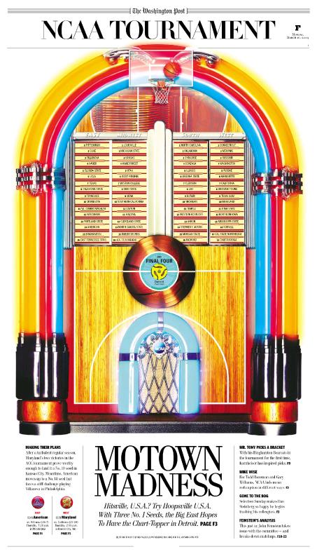 Washington Post - Motown Maddness