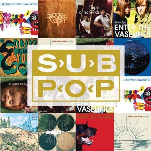 Sub Pop Free Sampler