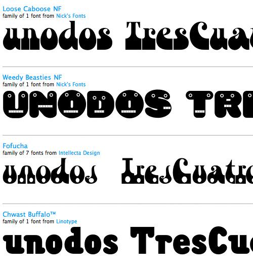 Seymour Chwast Font