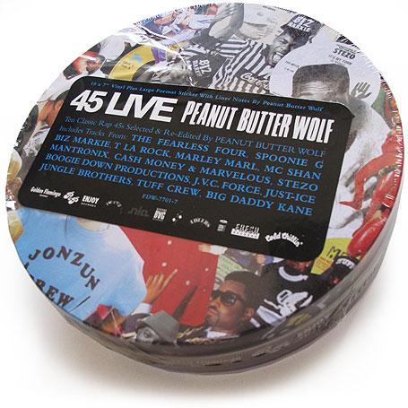 45 Live A Classic Rap