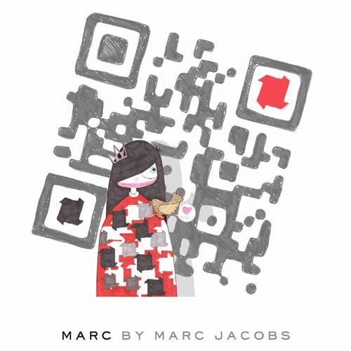 Marc Jacobs QR Code