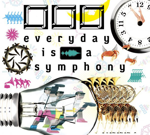 kuchiroro - everyday is a symphony
