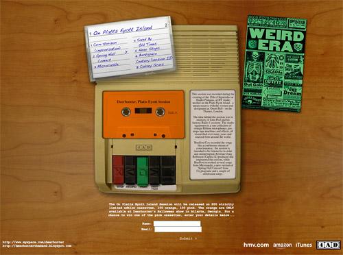 4AD Sessions01 Deerhunter