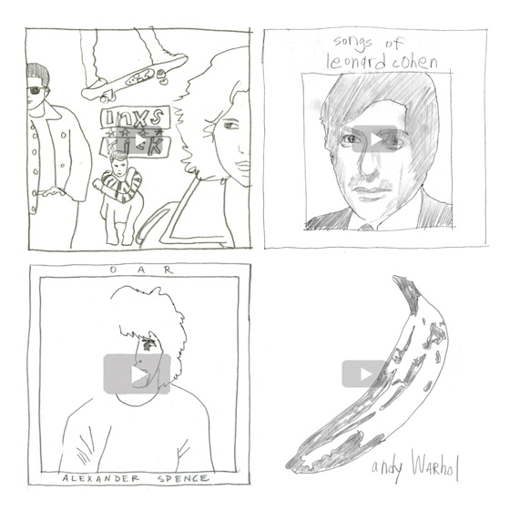 Beck Record Club