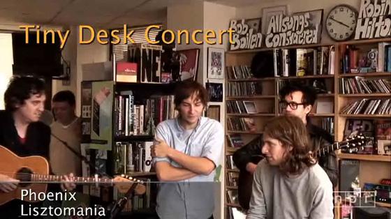 Tiny Desktop Concert